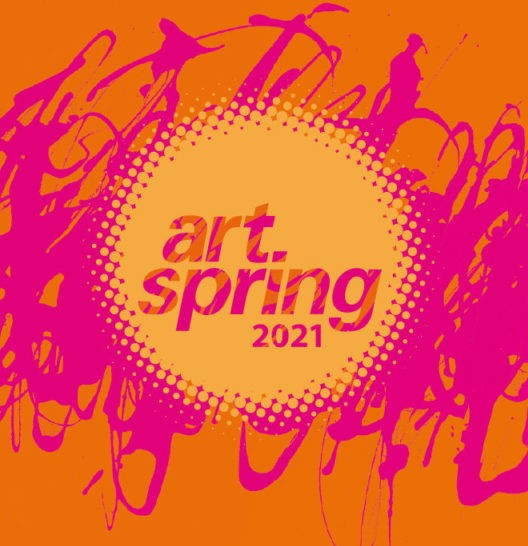 Artspring 2021. Logo